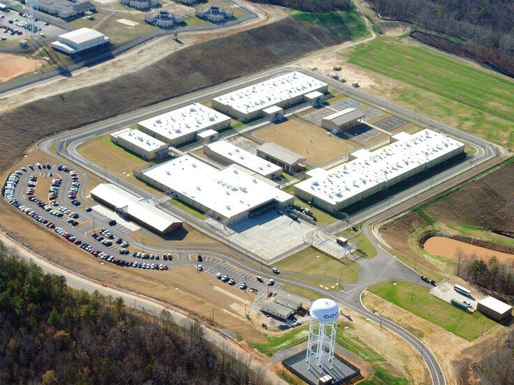 Riverbend Correctional Facility_Milledgeville_GA