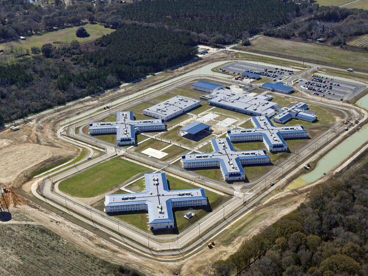 Graceville Correctional Facility_ Jackson fl