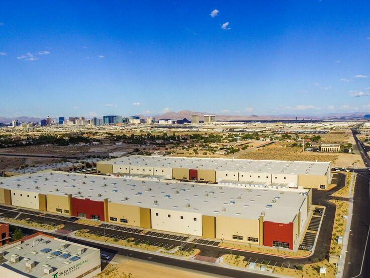 Jones Corporate Park Las Vegas