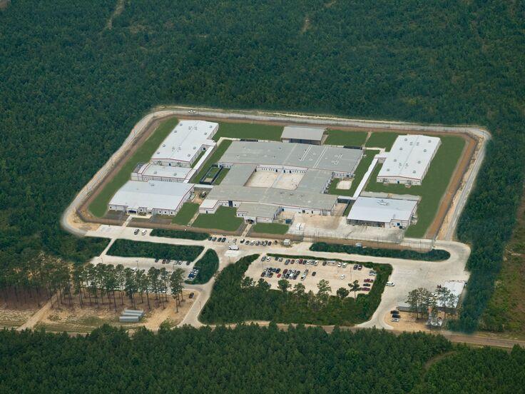 LaSalle Detention Facility Jena LA