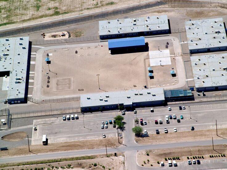 Arizons State Prison-Florence West_Florance AZ