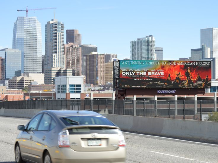 Denver Digital Bulletin -  Sony