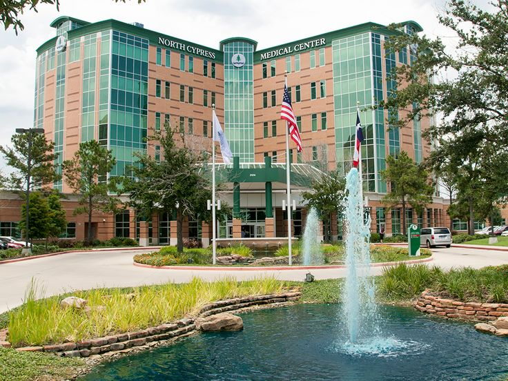 North Cypress Medical Center - Cypress, TX