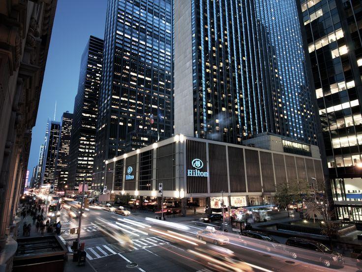 Claudia Bartz - Hilton Midtown NY