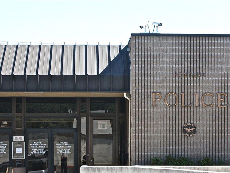 Fontana City Jail_Los Angeles County CA