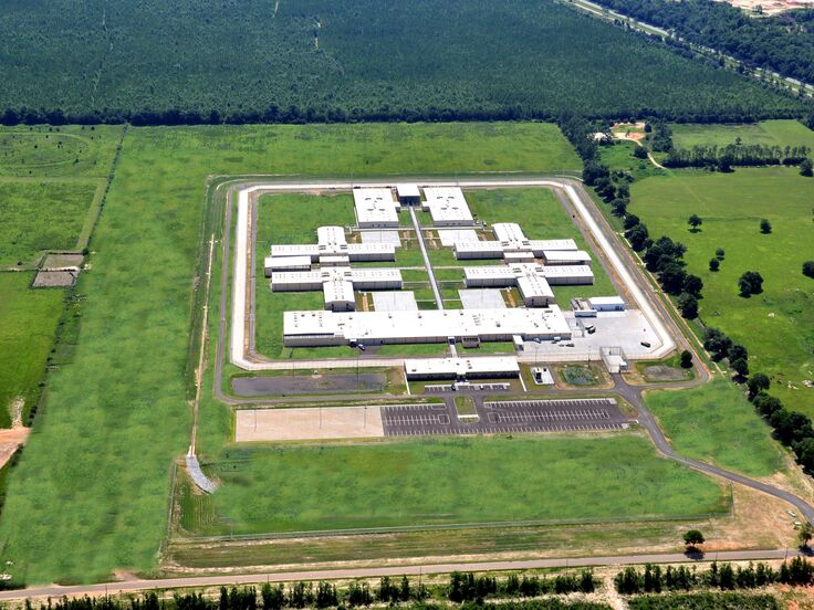 Blackwater River Correctional Facility_Milton FL