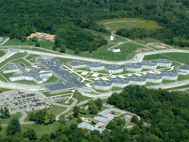 New Castle Correctional Facility _New Castle IN
