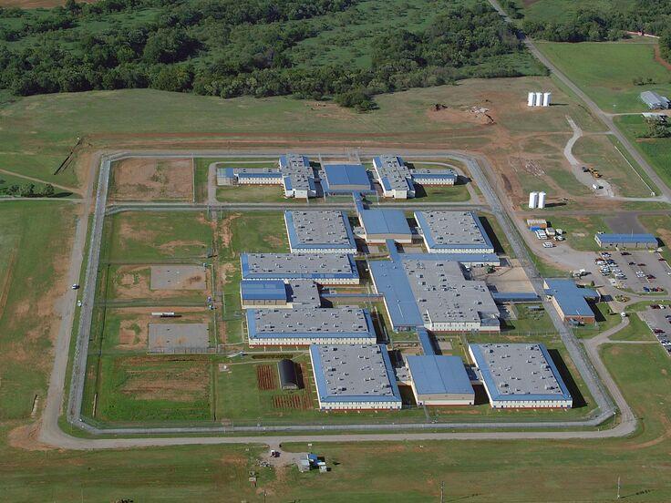 Lawton Correctional Facility_ Lawton OK