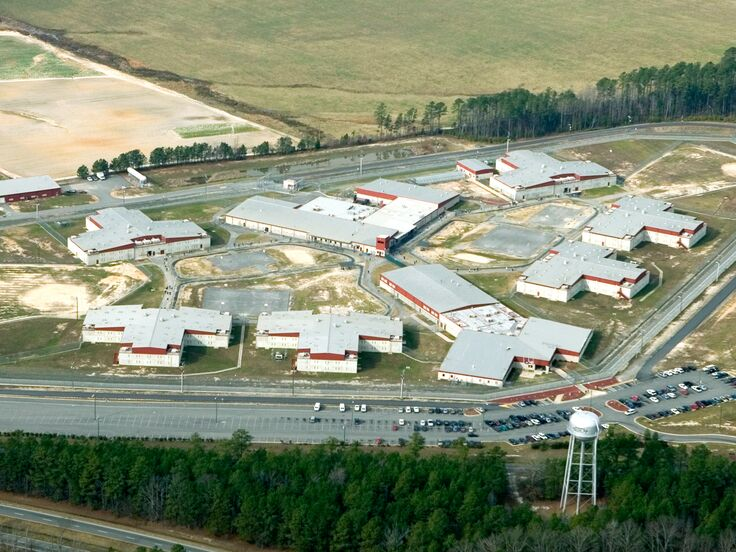 Lawrenceville Correctional Center_Lawrenceville VA