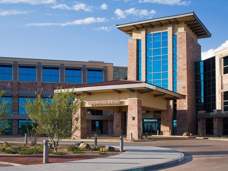 Mountain Vista Medical Center - Entrance