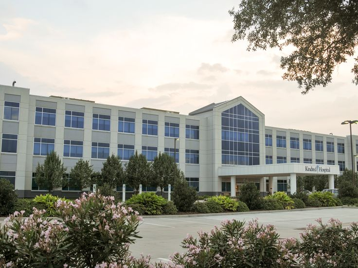 Kindred Hospital - Tomball, TX