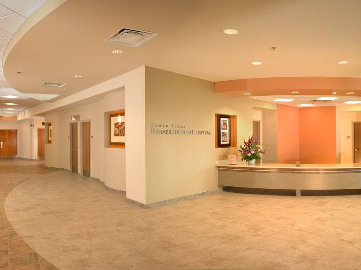 South Texas Rehabilitation Hosptial - Entry