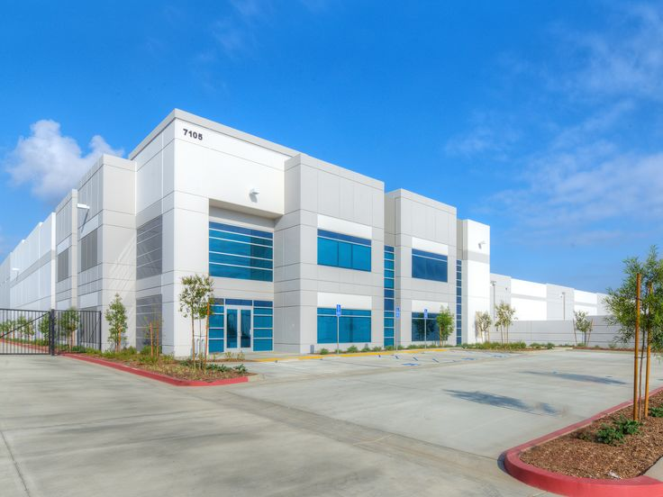 First Sycamore 215 Logistics Center - Southern California