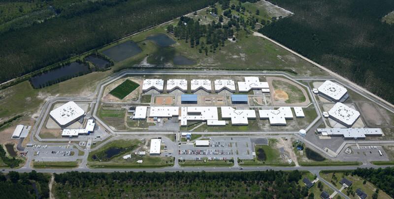 D Ray James Correctional Facility_ folkston GA
