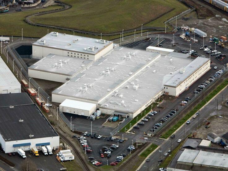 Northwest Detention Center _Tacoma WA