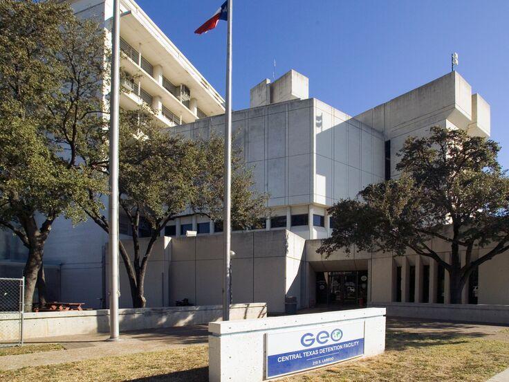Central Texas Detention Facility_San Antonio TX