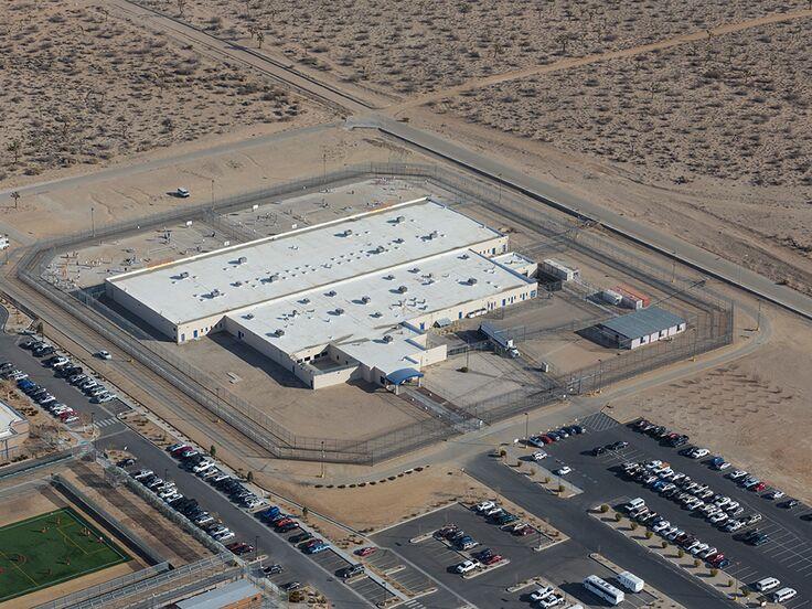 Desert View MCCF Adelanto CA