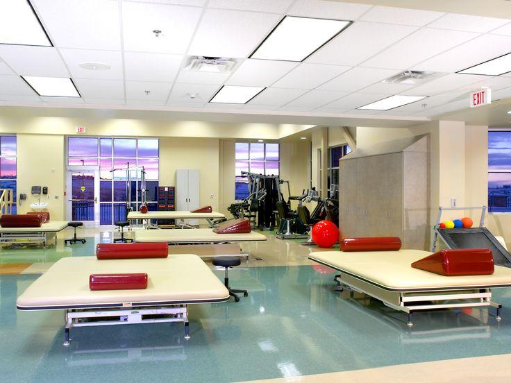 Elkhorn Valley Rehabilitation Hospital gym
