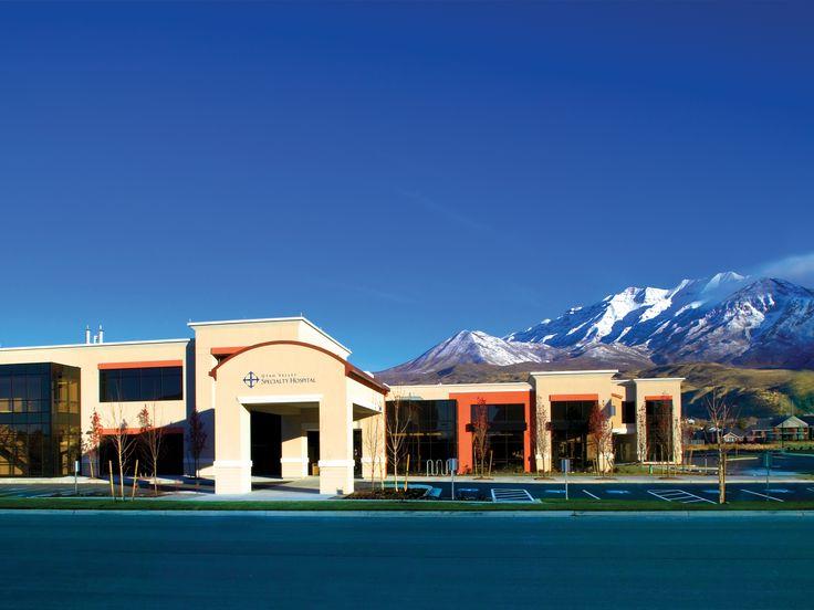 Utah Valley Specialty Hospital - Provo, UT