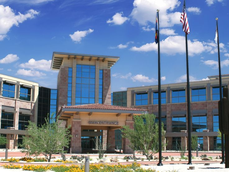 Mountain Vista Medical Center - Entrance 2