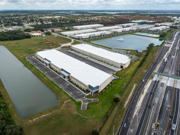 Horizon Commerce Park Aerial