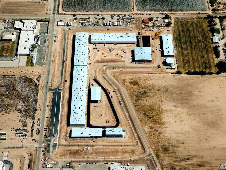 Central Arizona Correctional Facility_ Florence AZ