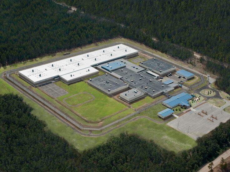 North Lake Correctional Facility_ Baldwin MI