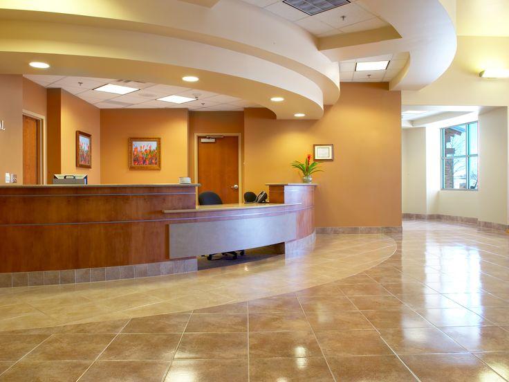 Elkhorn Valley Rehabilitation Hospital lobby
