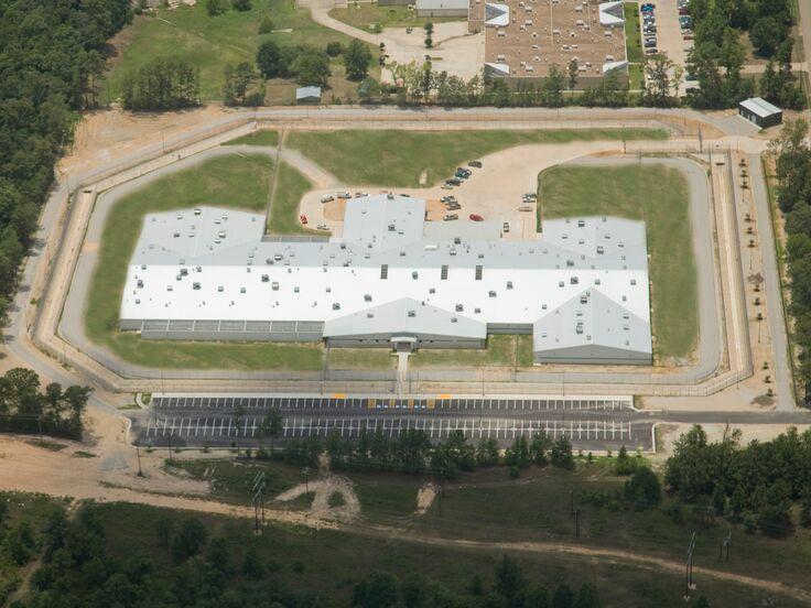 Joe Corley Detention Facility_Conroe TX